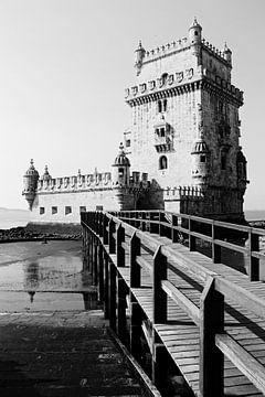 PORTUGAL ... Lisbon - Torre de Belém van Meleah Fotografie