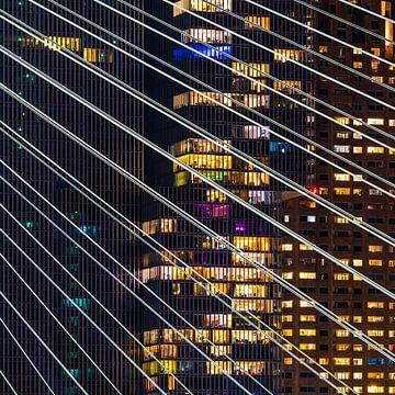 Lichter und Kabel von Jeroen Kleiberg