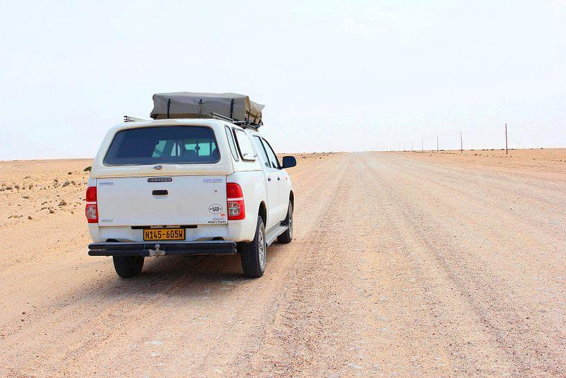 Offroad avontuur, Namibië van Inge Hogenbijl