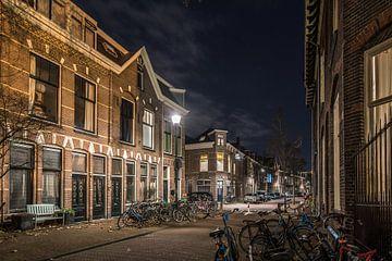 Pasteurstraat Leiden von Dirk van Egmond