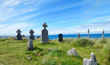 Inisheer, Ierland van Julia Wezenaar