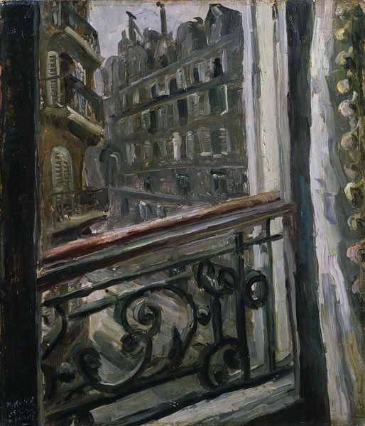 Narashige Koide~Im Hotel Sommerard, Paris von finemasterpiece
