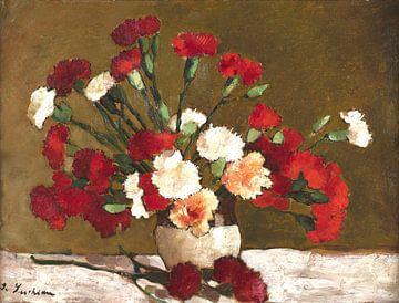 STEFAN LUCHIAN, Anjers - 1906-1908