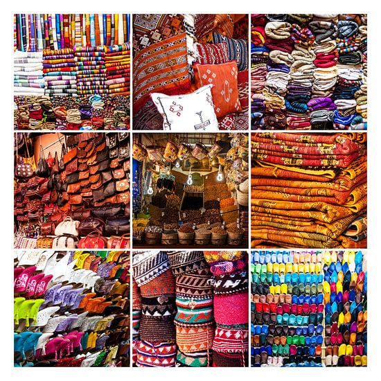 Colors of Marocco