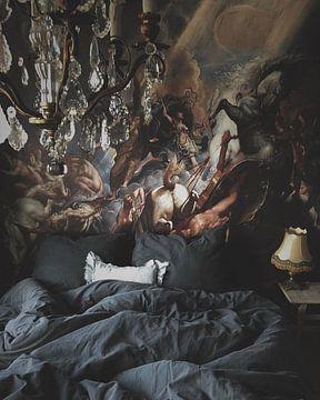 Kundenfoto: Der Fall von Phaeton - Peter Paul Rubens