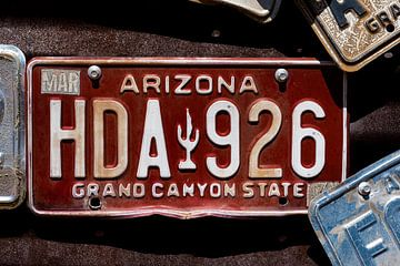 Arizona, grand canyon state van Peter Nijsen