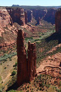 Spider Rock Canyon de Chelly von Christiane Schulze