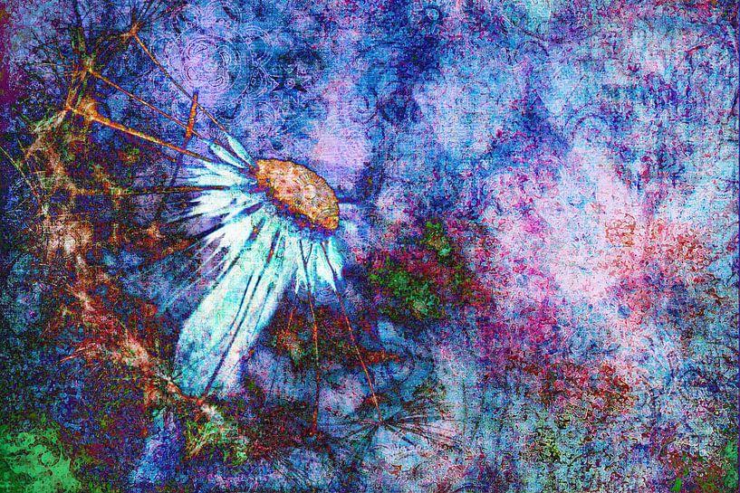 Dandelion Art van Jacqueline Gerhardt