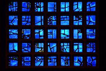 Glas-in-lood patroon van Onno Smit