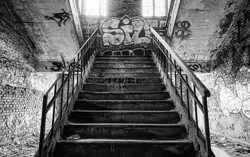 Stairs von Ben van Sambeek
