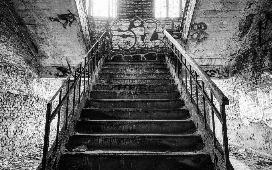 Stairs van Ben van Sambeek
