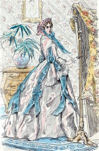 Mode in het negentiende-eeuwse Parijs, Henri Boutet, (1851 1919)