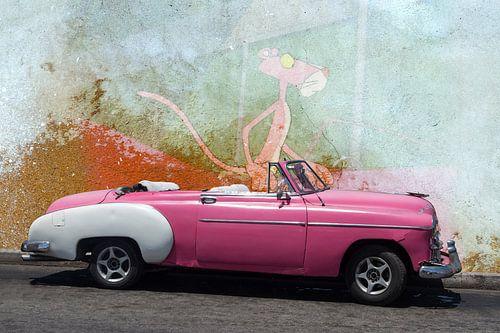 Der rosarote Panter van