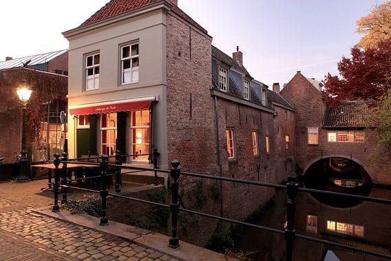 Uilenburg met Binnendieze van Den Bosch - 's-Hertogenbosch