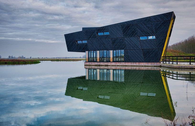 Naturzentrum Oostvaarders plassen Almere von Brian Morgan