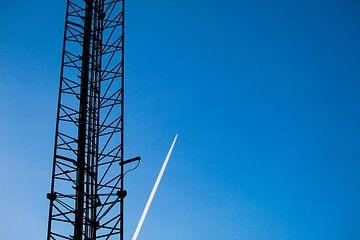 blue sky . van Alex Buijs