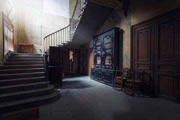 verlassene geräumige Halle von Kristof Ven