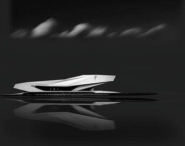 Moderne Architektur. von Greetje van Son