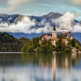 Bleder See in Slowenien von Adelheid Smitt