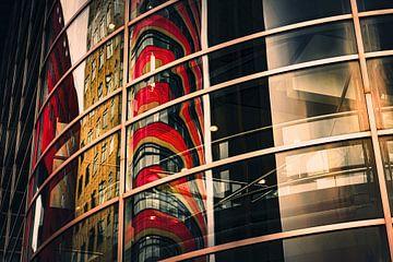Urban Reflection van jowan iven