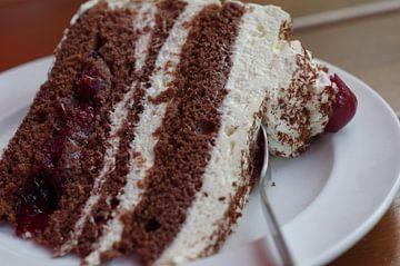 schwarzwalder kirsch taart van Alexander Vlemminx