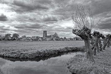 Ansicht von Ransdorp von Peter Bongers