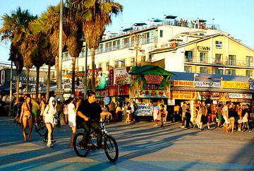 Venice Beach 2, California van Samantha Phung