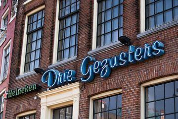De Drie Gezusters Groningen van Foto's uit Groningen