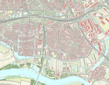 Kaart vanBarendrecht