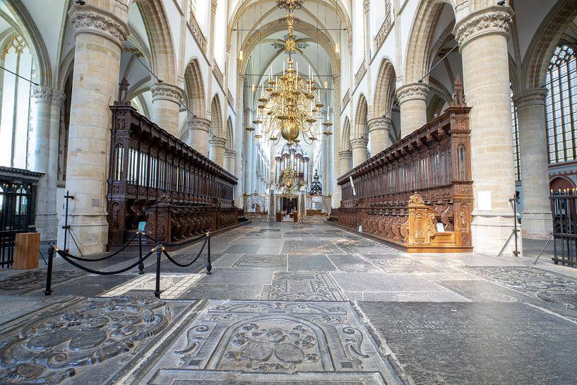 Grote Kerk Dordrecht van Ilse de Deugd