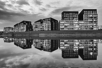 Deventer skyline von Diana Boersma