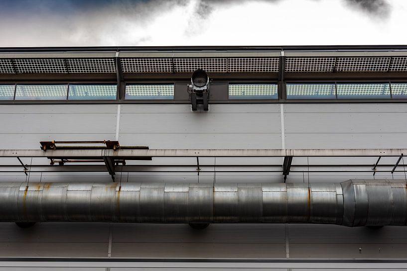 Industriële architectuur van Okko Huising - okkofoto