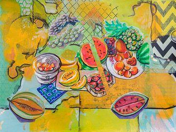 Keukenkunst - Vruchten van Ariadna de Raadt