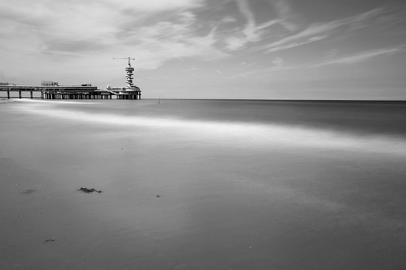 Scheveningse Pier  van Andre Bolle