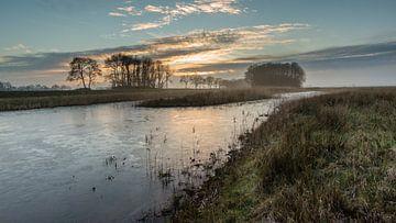 Zonsondergang Tjongervalei van Martzen Fotografie