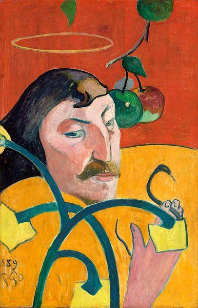Zelfportret, Paul Gauguin