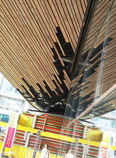 Rotterdam CS - Under Construction 1