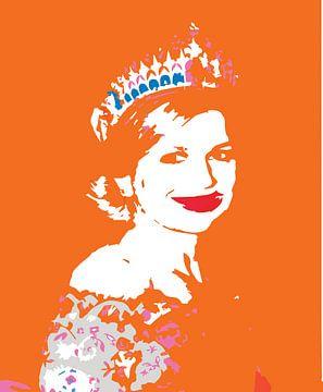 Koningin Maxima van sarp demirel