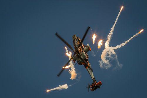 Dutch Apache demo van