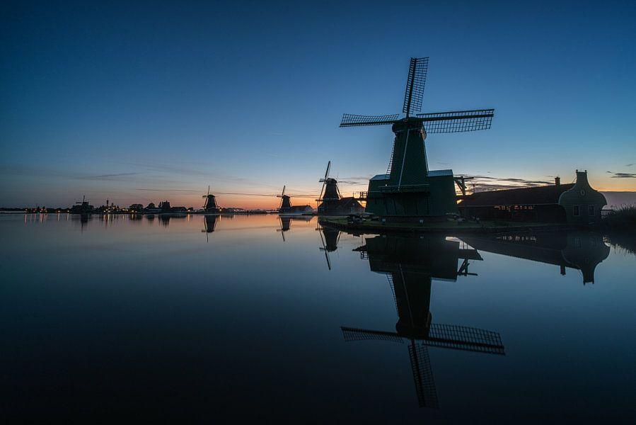Dutch Blues, Zaanse Schans