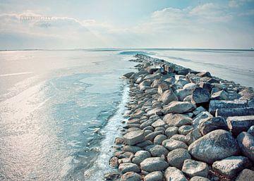 IJsblauw van Exitthegrey Fotografie