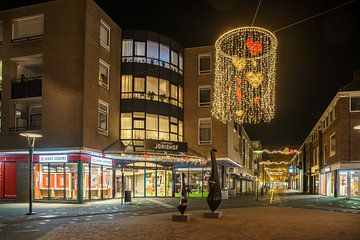 Winkelcentrum Jorishof in Ridderkerk