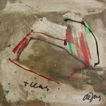 Secret (4) von Leo de Jong