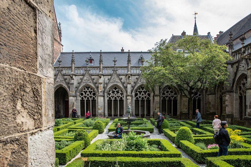 Pandhof Domkerk van De Utrechtse Internet Courant (DUIC)