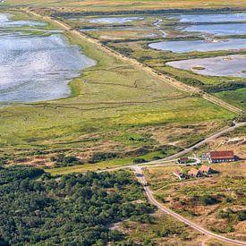 Het Posthuys at the isle of Vlieland sur Roel Ovinge