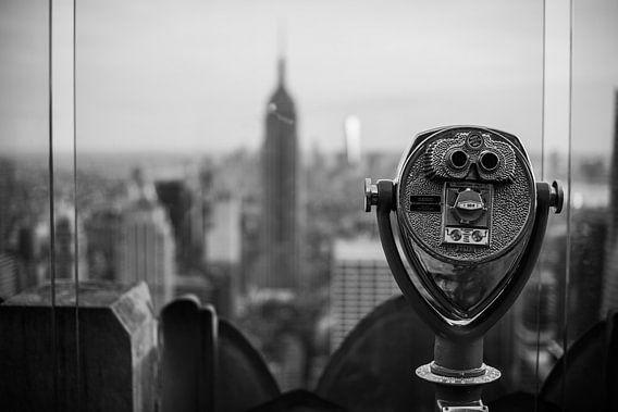New York City Skyline von Dennis Wierenga