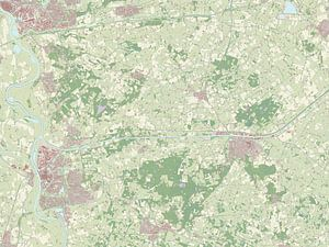 Kaart vanLochem