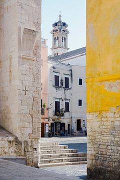 Architectuur in Bari Italië van Studio Rood