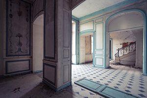 turquoise kasteel