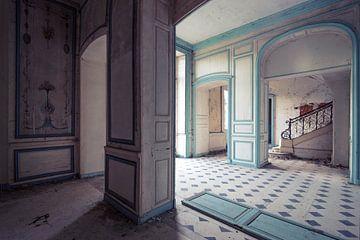 château turquoise sur Kristof Ven